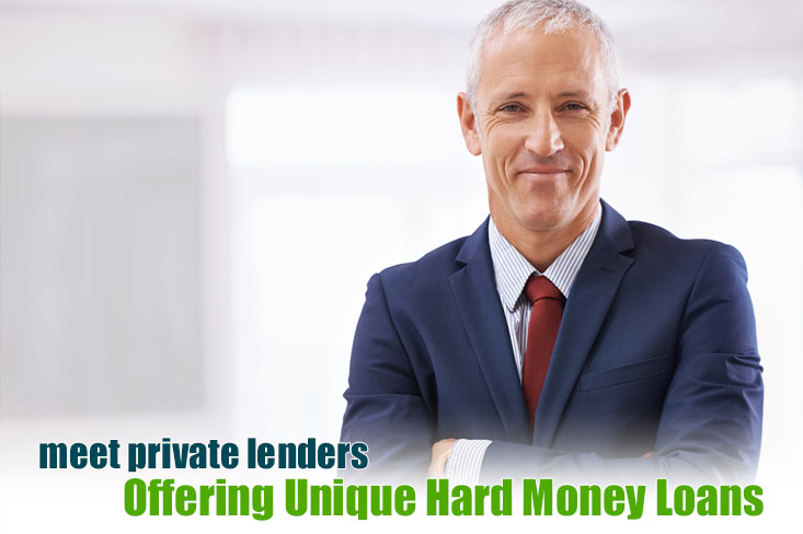 Talk to Hard Money Lenders to see if a private money loan meets your needs.