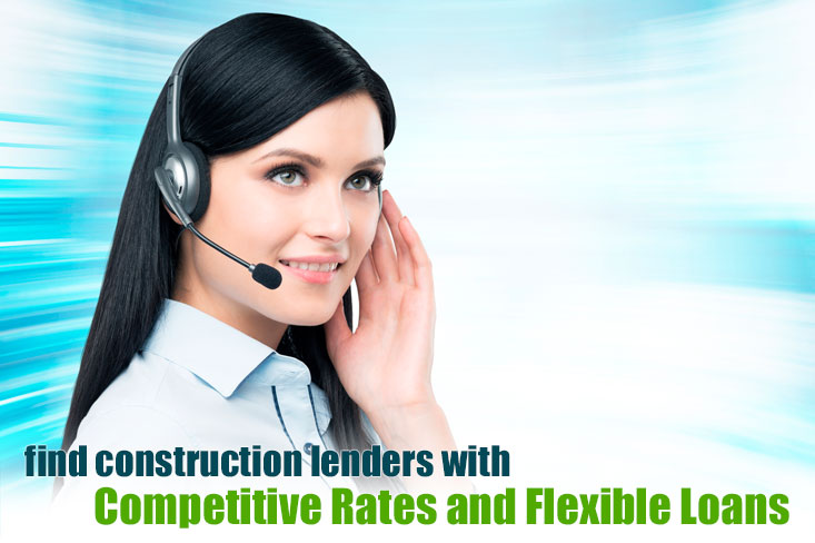 Talk to mortgage lenders and banks that have experience with HELOCs and home construction loans.