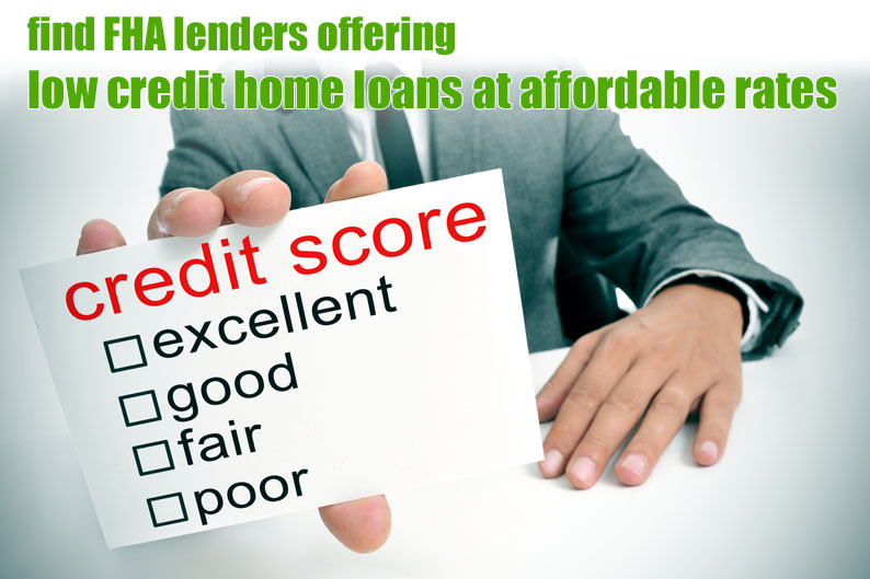 Home Equity Loan Credit Score Under