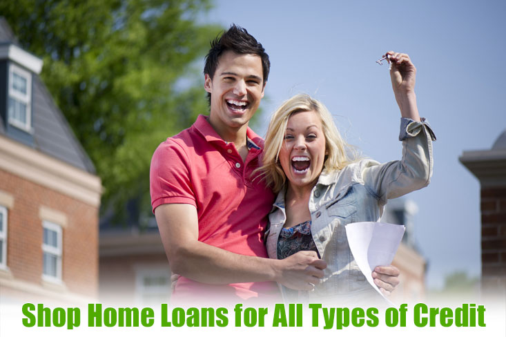 This is a great year for people with poor credit securing a home loan at an affordable interest rate and terms.
