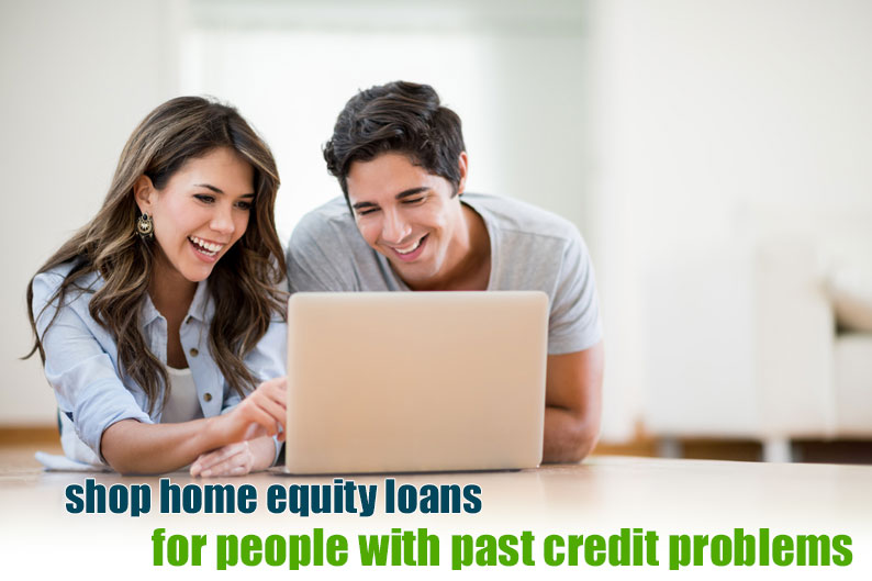Home Equity Loans With Bad Or Poor Credit & Low Credit