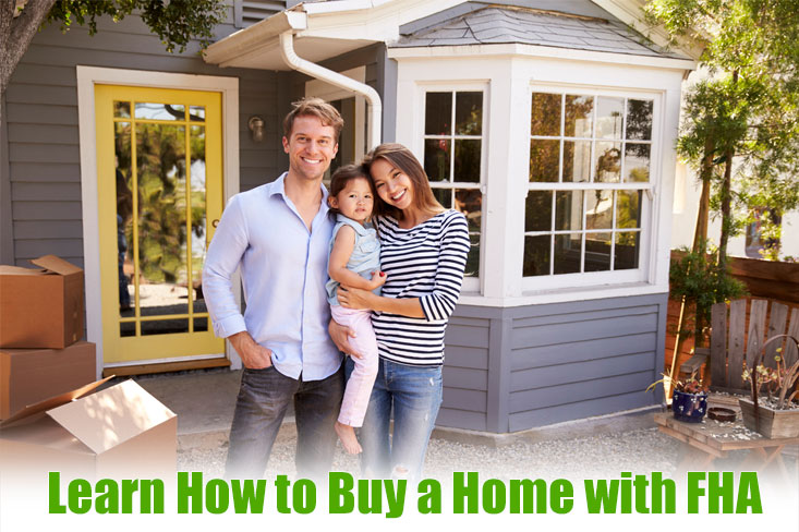 buy a home with FHA
