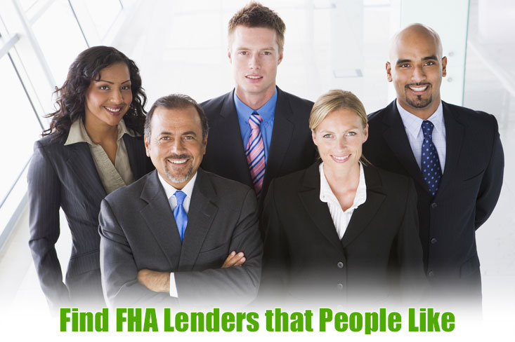 There are FHA loan lenders standing by, ready to help you qualify for a FHA loan that gets you into the home of your dreams.