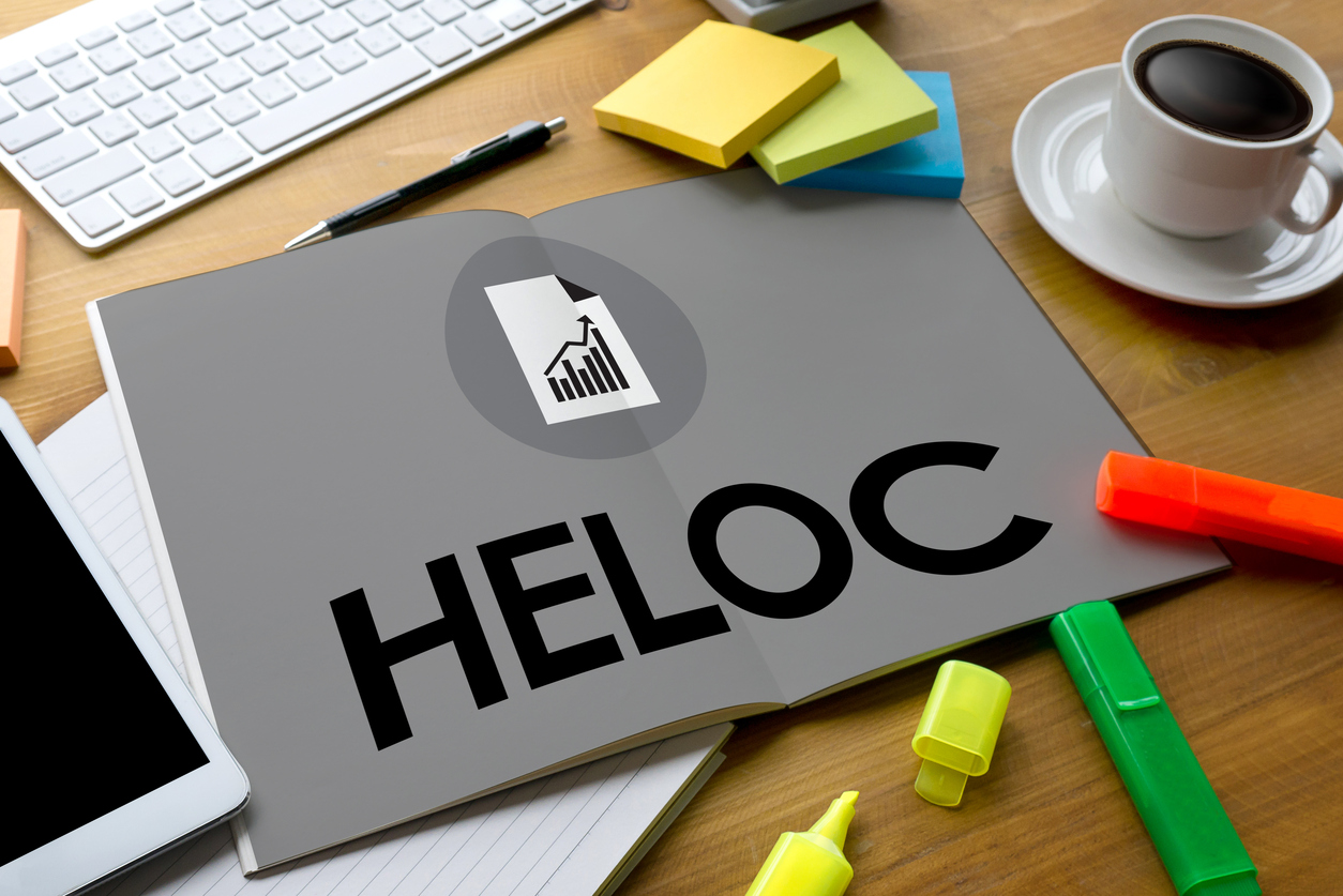 HELOC Line of Credit