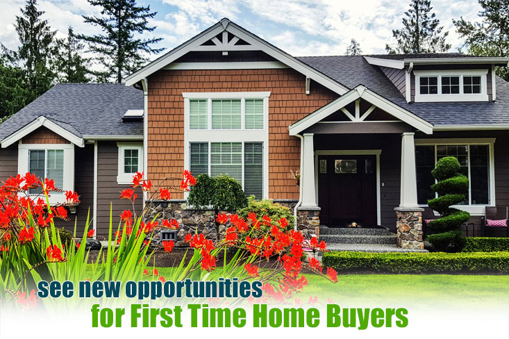 Find Out Why so many First Time Home Buyers look to FHA for easy home financing.