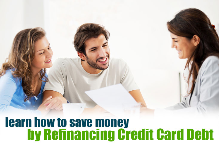 cash out mortgage to refinance credit cards