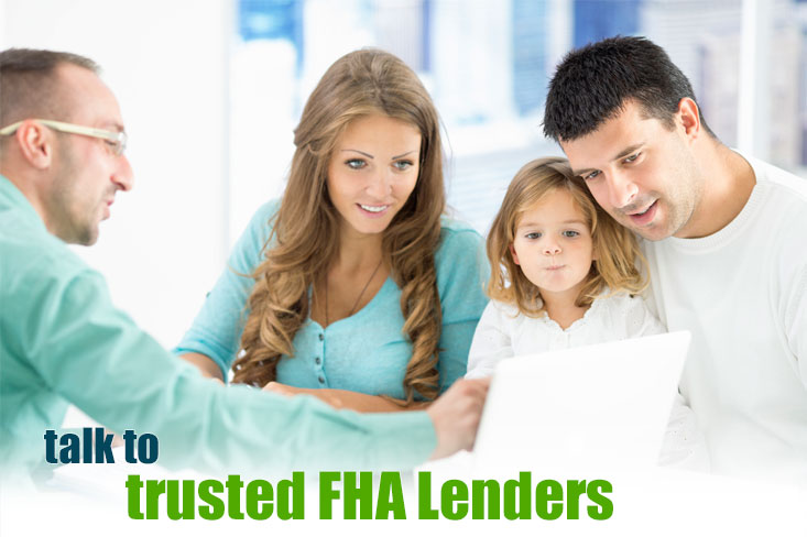 Talk to Government Approved FHA Mortgage Lenders that have access to affordable financing for home buying, refinancing and energy efficient upgrades.