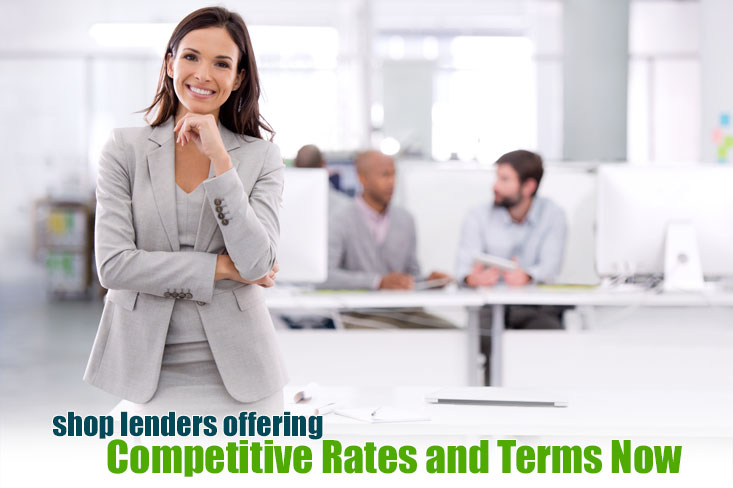 Talk to Multiple Mortgage Refinance Lenders that Offer Competitive Interest Rates and Terms.