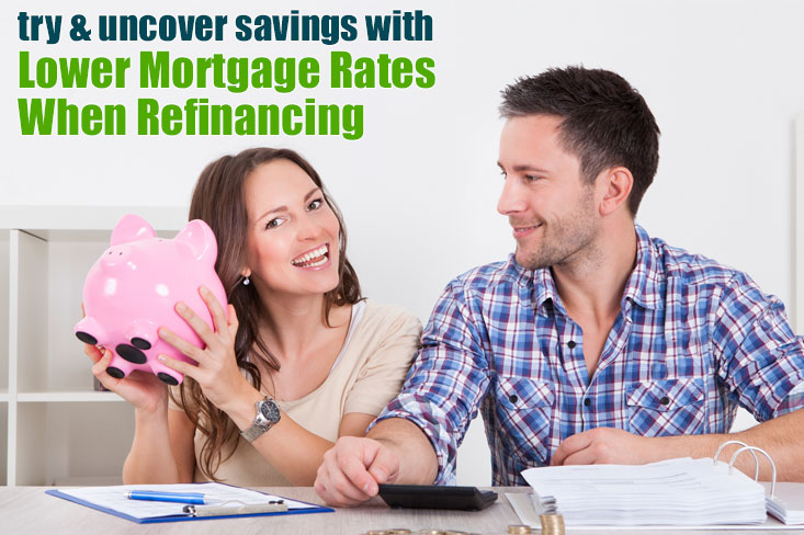 Saving Money with Lowering Monthly Payments is the Primary Goal When Mortgage Refinancing in 2017.
