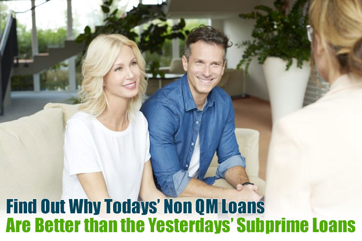 non traditional mortgage