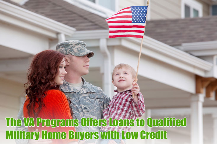 va loan bad credit