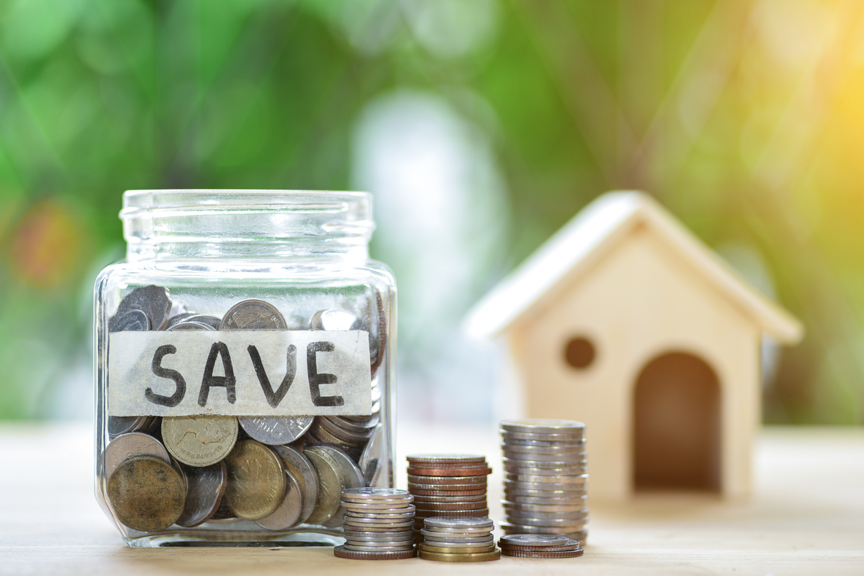 saving for home loan